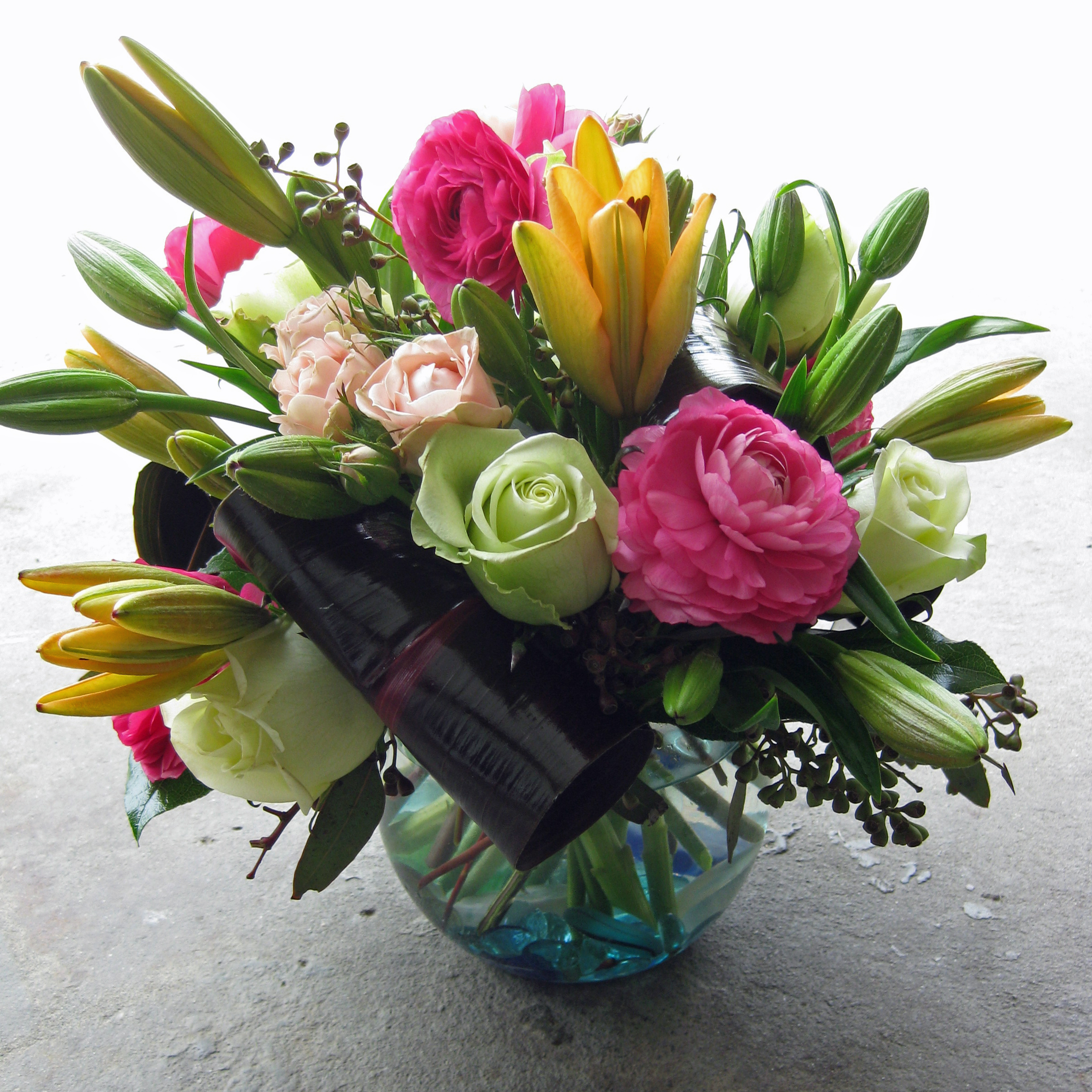 Bright Birthday Flowers Floral Design By Jacqueline Ahnes Blog