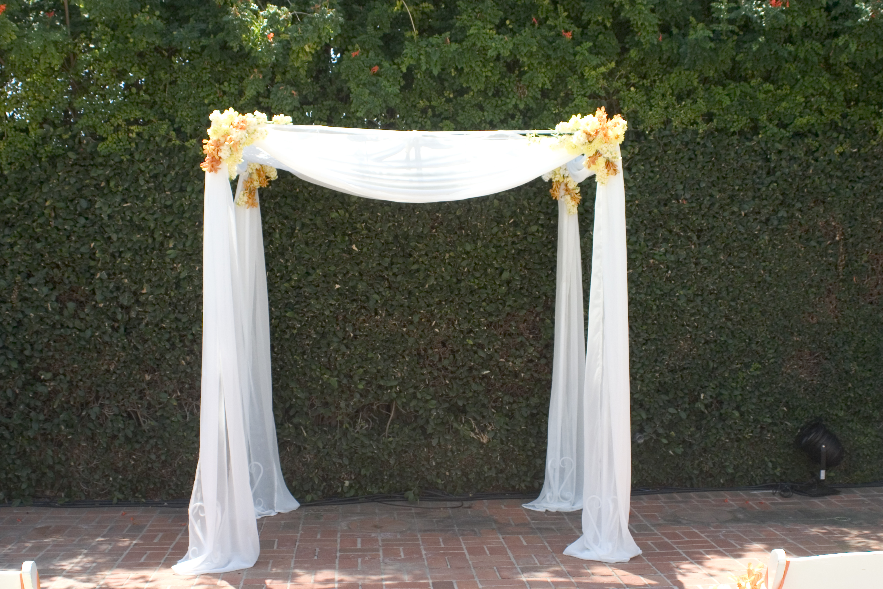 Chuppah Flowers Floral Design By Jacqueline Ahne S Blog
