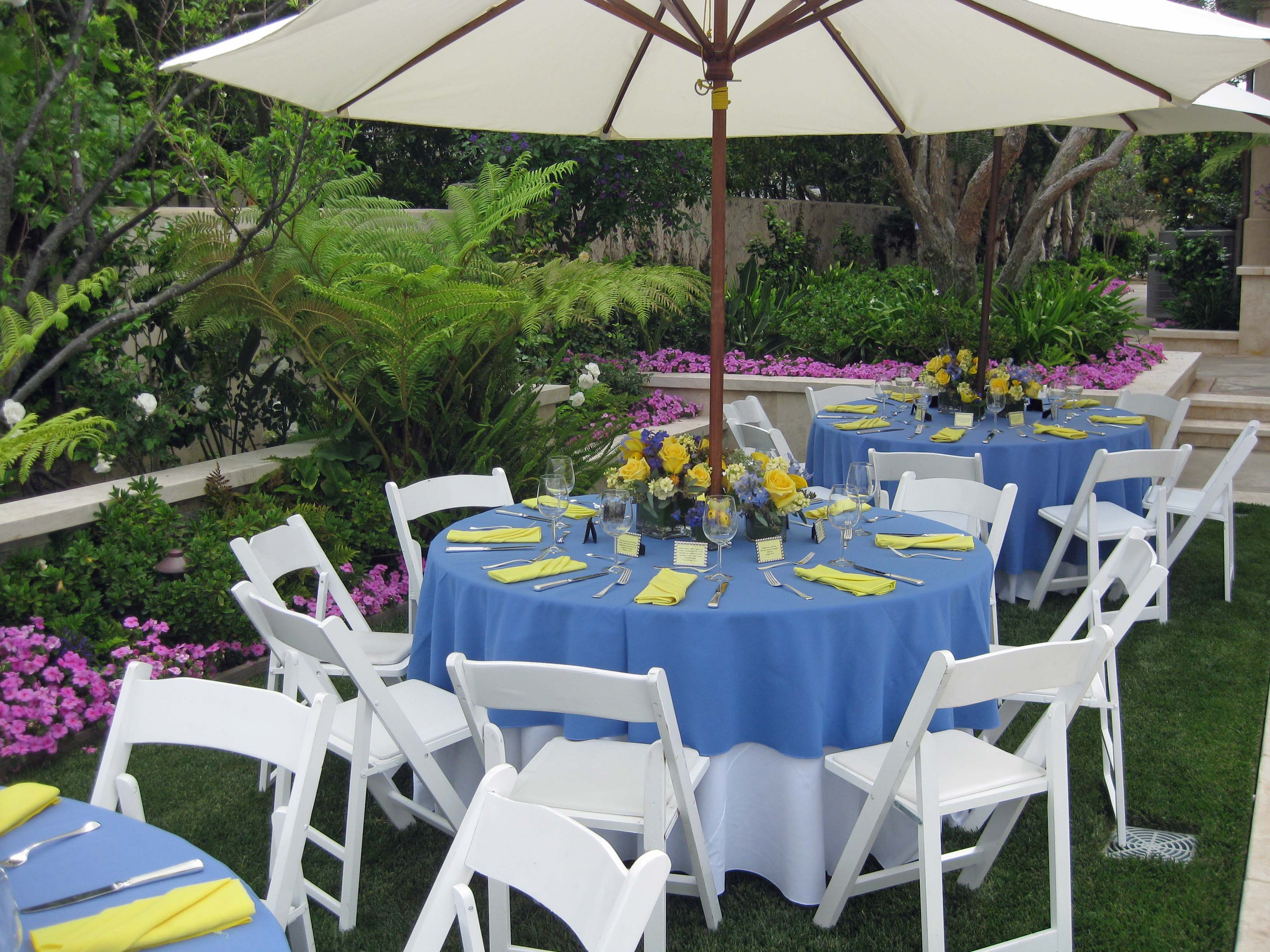 blue and yellow baby shower floral design by jacqueline ahne 39 s blog