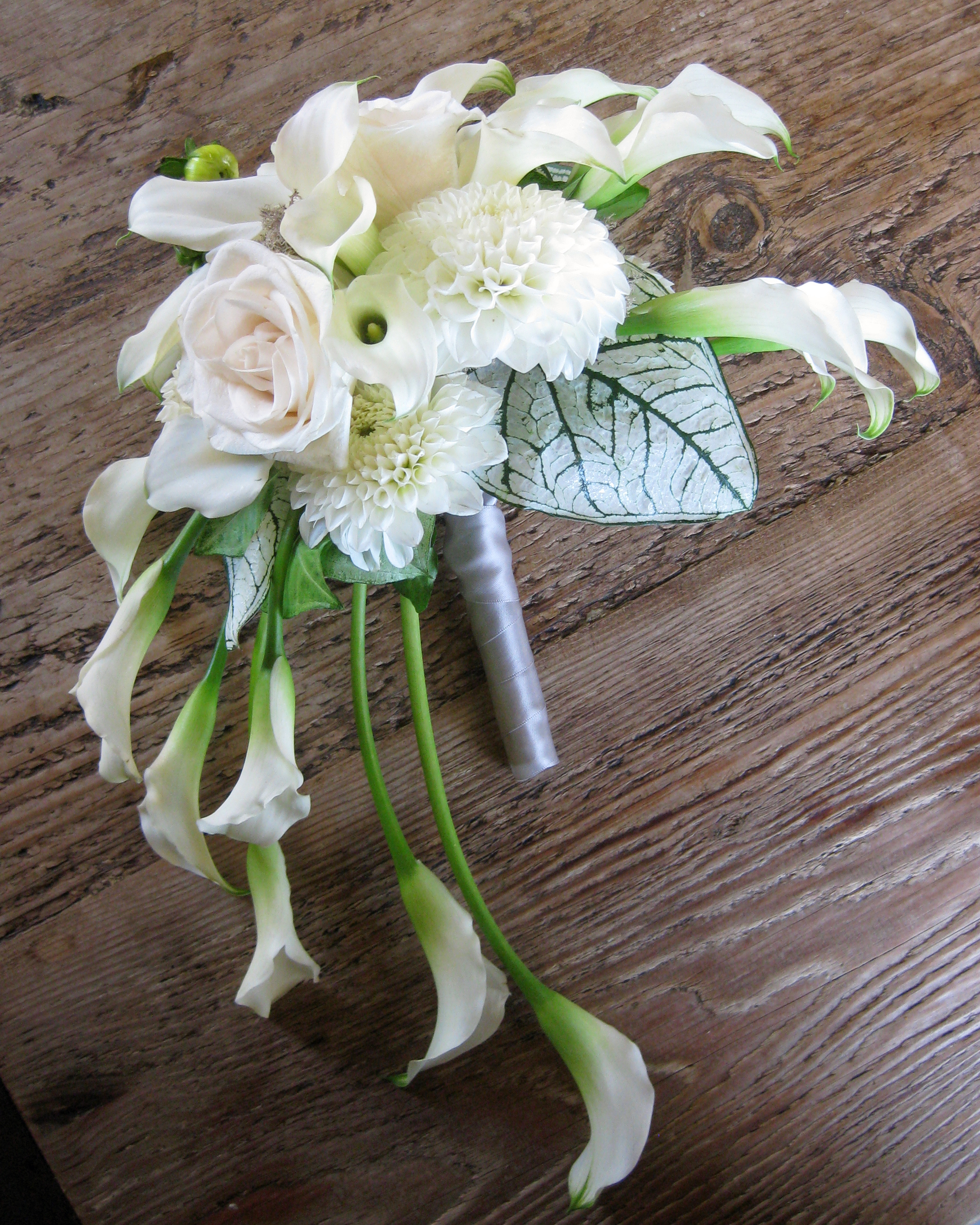 Modern Calla Lily Wedding Floral Design By Jacqueline Ahnes Blog