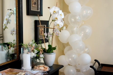 Bridal Shower- Floral Design By Jacqueline Ahne