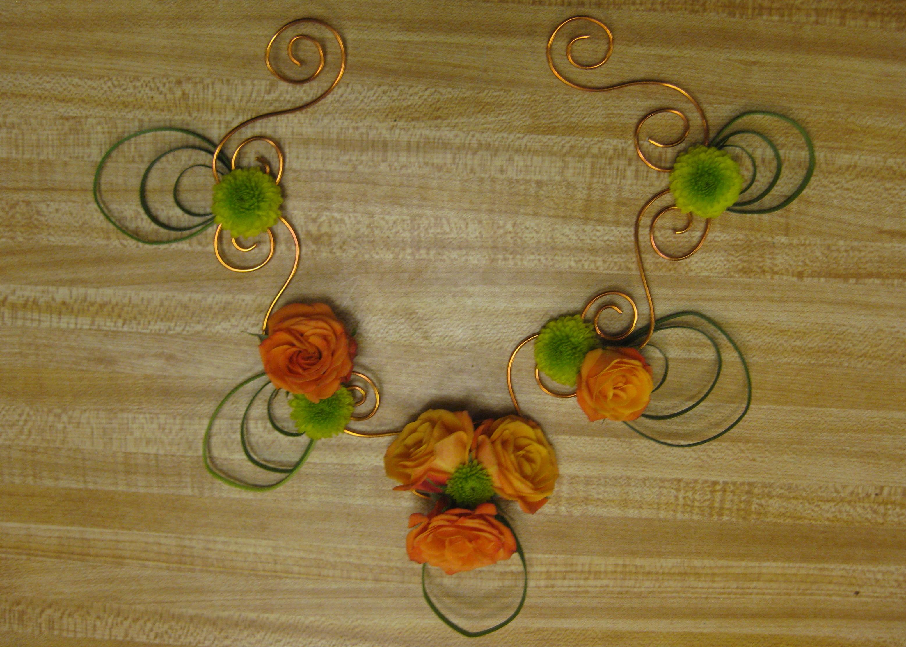 Wrist Corsage   Floral Design By Jacqueline Ahne\'s Blog