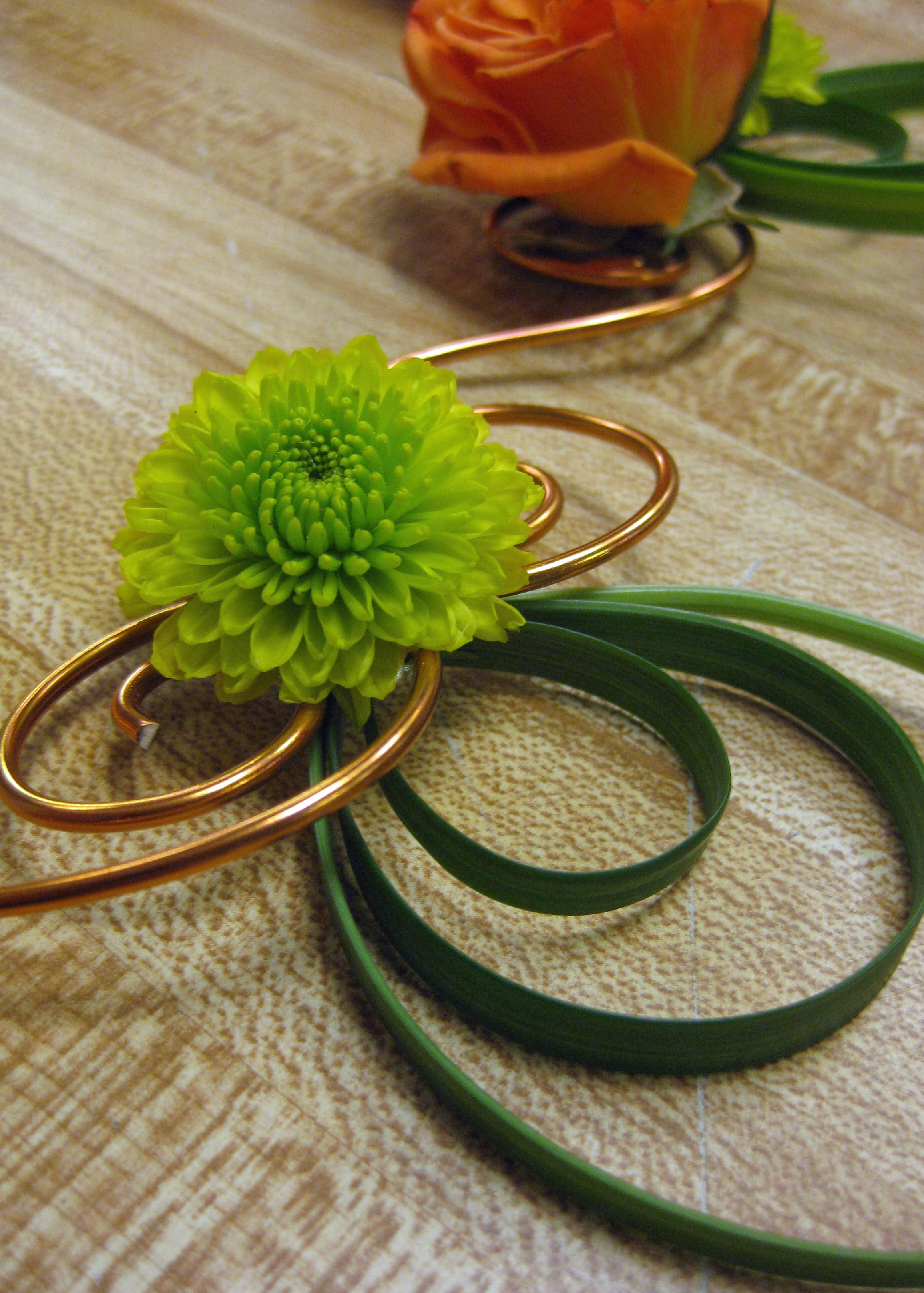 Wrist Corsage | Floral Design By Jacqueline Ahne\'s Blog